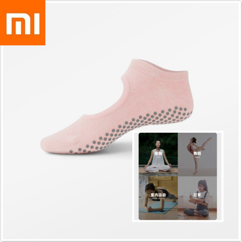 Xiaomi YunMai Yoga Socks Non-slip Major Woman Yoga Socks Winter Yoga Trampoline Socks Motion Bodybuilding Socks Xiomi Mi Socks