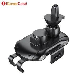 Image 5 - Cargador rápido para Blackview BV6800 Pro BV5800 pro BV9500 BV9600 Pro Qi, cargador inalámbrico para coche, soporte para almohadilla de carga, accesorio de teléfono