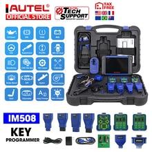 Autel maxim im508 obd2 auto automotivo scanner immo chave de programação im608 ferramenta de diagnóstico programador chave atualizado otosys im100