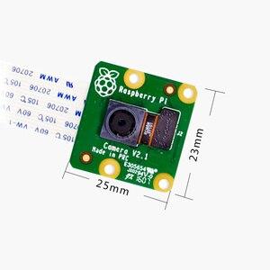Image 5 - 新オリジナルラズベリーパイ 3 モデルb/b + プラスカメラV2 & pinoirカメラV2 ビデオモジュール 8MP