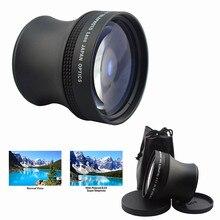 3.5x büyütme telefoto Lens için Yi M1 12 40mm 42.5mm lensli aynasız dijital kamera
