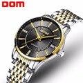 DOM  женские механические часы  модные  нержавеющая сталь  дизайн  Лидирующий бренд  Роскошные  водонепроницаемые  женские  автоматические ча...