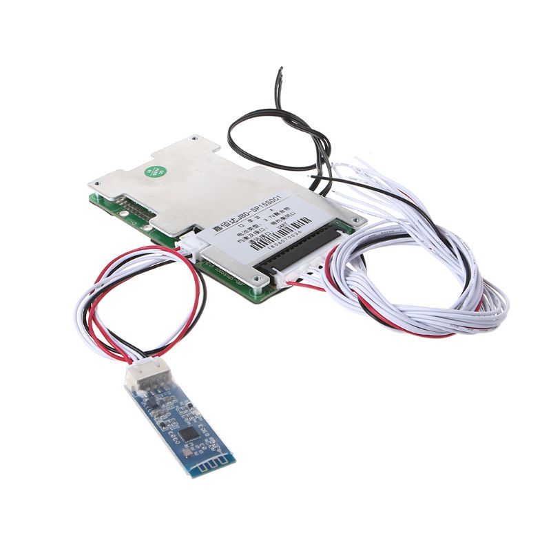 13S Battery Protective Board BMS 30A Polymer With Bluetooth UART Interface
