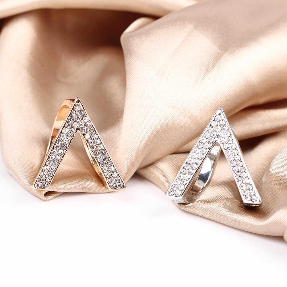 แฟชั่นผ้าพันคอหัวเข็มขัดแต่งงาน Hoop เข็มกลัด Pins สำหรับคริสตัลผู้ถือผ้าคลุมไหล่หัวเข็มขัดแหวนคลิปผ้าพันคอเครื่องประดับของขวัญ