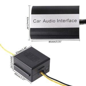 Image 5 - 2020 nowy 1 zestaw głośnomówiący zestawy samochodowe Bluetooth MP3 AUX Adapter interfejs dla Renault Megane Clio Scenic Laguna