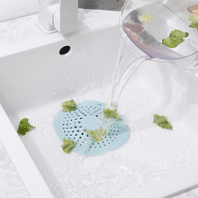 Strainer-Plug Sink Drain-Covers Hair-Catcher Kitchen-Supplies Bathroom for Multipurpose