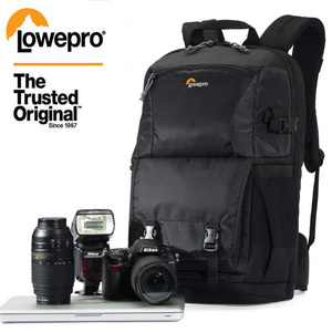 Image 1 - Gratis Verzending Echt Lowepro Fastpack Bp 250 Ii Aw Dslr Multifunctionele Dag 250AW Digitale Slr Rugzak Nieuwe Camera Rugzak