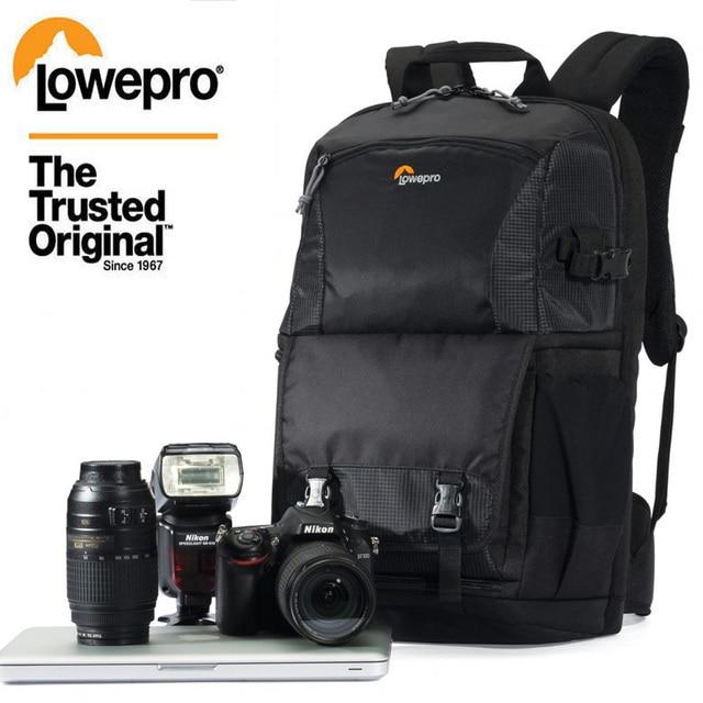 Gratis Verzending Echt Lowepro Fastpack Bp 250 Ii Aw Dslr Multifunctionele Dag 250AW Digitale Slr Rugzak Nieuwe Camera Rugzak