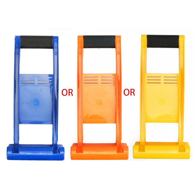 80kg Load Tool Panel Carrier Gripper Handle Carry Drywall Plywood Sheet ABS For Carrying Glass Plate Gypsum Board