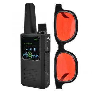 Image 5 - Nuovo M003 Multi Funzione Anti Spionaggio Anti Tracking Macchina Fotografica Senza Fili Rilevatore di Segnale con Occhiali Rilevatore di Segnale