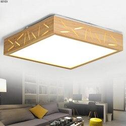 Nordic ściemnialna lampa sufitowa LED Living oświetlenie LED do pokoju oświetlenie sufitowe oświetlenie restauracja lampa sufitowa sypialnia lampa sufitowa