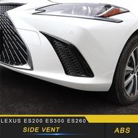 Für Lexus es 2018 ES200 ES300 ES260 Auto Styling Side A/C Air Vent Outlet Panel Abdeckung Trim Rahmen aufkleber-in Kfz Innenraum Aufkleber aus Kraftfahrzeuge und Motorräder bei