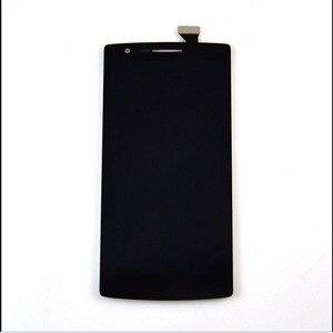 Image 3 - 100% 保証完璧なテスト Oneplus 1 Lcd ディスプレイタッチスクリーンセンサー Oneplus 1 1 + A0001 デジタイザ送料無料