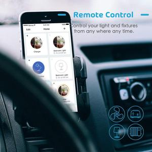 Image 5 - Zigbee умный переключатель дистанционного Управление Wi Fi, кнопочный переключатель настенный светильник переключатель 1 2 3 Gang без нейтральный один противопожарная проводка Работает с Amazon Alexa Google Home Tuya