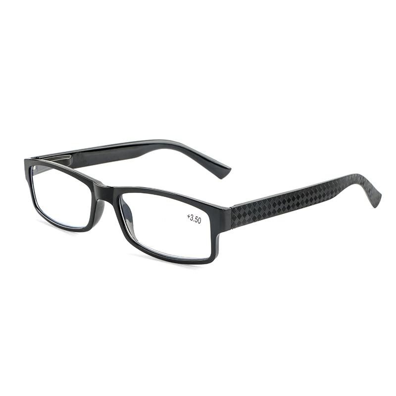 Anti Blue Reading Glasses Eyeglasses Non Spherical 12 Layer Coated Lens Reader For Men Women +1.0 +1.5 +2.0 +2.5 +3.0 +3.5+4.0