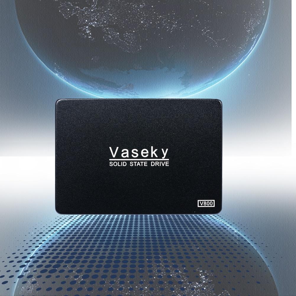 Vaseky2.5-inchSATA3SolidStateDrive128G6GB/SDesktopNotebookUniversalHardDrive Auto Replacement Part Harddisk Boxs