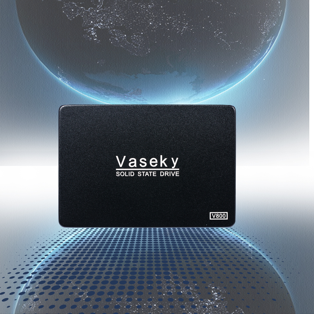 Vaseky 2.5-inch SATA3 Solid State Drive 60G 6GB/S Desktop Notebook Universal Hard Drive Auto Replacement Part Harddisk Boxs