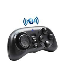 Mini Bluetooth Joystick Wireless Gamepad Universal Remote Controller Game Pad for Android Smart Phone VR BOX 3D Glasses new upgrade wireless gamepad bluetooth game controller gaming joystick for android ios smart phone remote controller for vr
