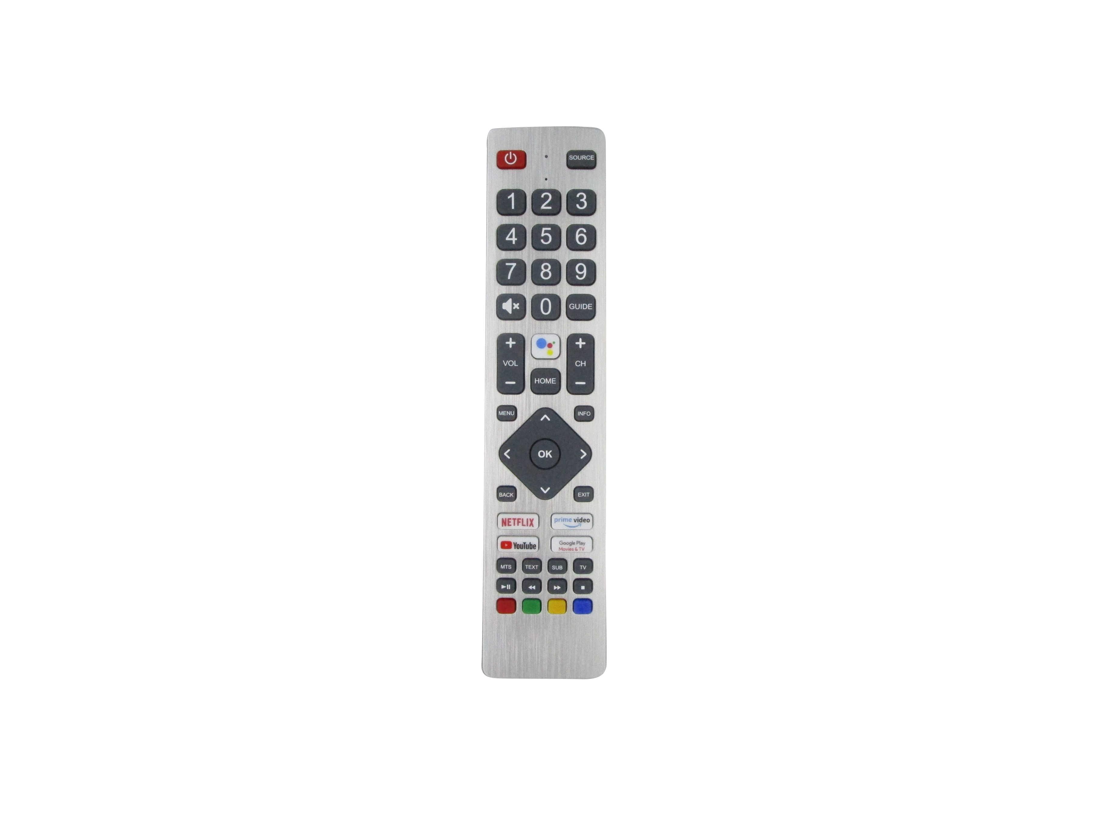 New Genuine Sharp Aquos Remote Control 3D TV SHW//RMC//0105 SHWRMC 0105C CHE5111KW