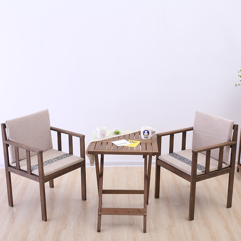 Round, Table, And, Tables, Outdoor, Solid