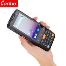Caribe PL 40L Tragbare Android drahtlose daten terminal top qualität 2d qr code telefon barcode scanner