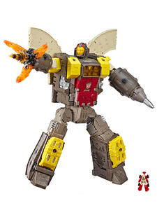 Hasbro Generations Action-Figure Titan Omega Supreme Cybertron War for WFC-S29 Converts