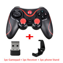 Gamepad-Controller Joystick Bluetooth Android Tablet Mobile-Phone T3 for Ios BT3.0 Tv-Box