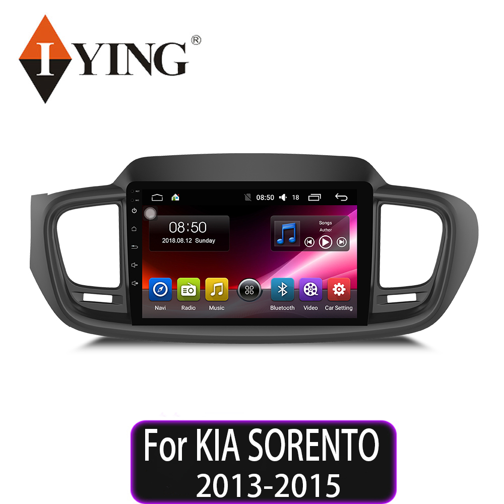 IYING For KIA SORENTO 2013-2015 Android 2din Car Multimedia MP5 Player Radio GPS Navi WIFI 4G 8core car radio android player image