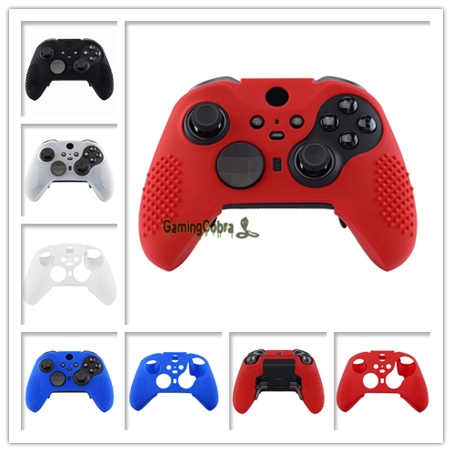 Soft Anti-Slip Silicone Cover Skins, Controller Protective Case For New Xbox One Elite Series 2