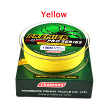 цена на 100M PE Braided Fishing Line 4 Strands 6 8 10 20 30 40 60LB 100LB Multifilament Fishing Line
