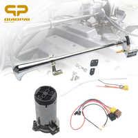 12V 24V Air Horn Kompressor Lautsprecher Trompete Universl Sound Signal Sirene für Auto Zug Lkw Boot Lkw moto Auto Horn Pumpe