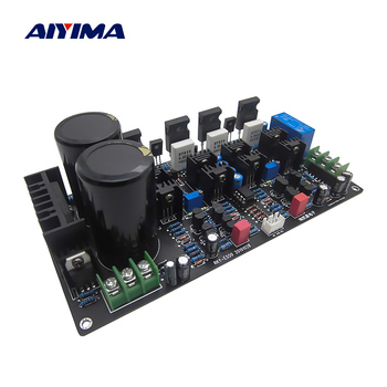 AIYIMA 2.0 Channel Pure Class A Power Amplifier Audio Board 20W Home Sound Speaker Amplifier With 10000uf 63V Filter Capacitor image