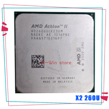 CPU Processor Amd Athlon X2 260u Ad260usck23gq-Socket AM3 Dual-Core 938pin