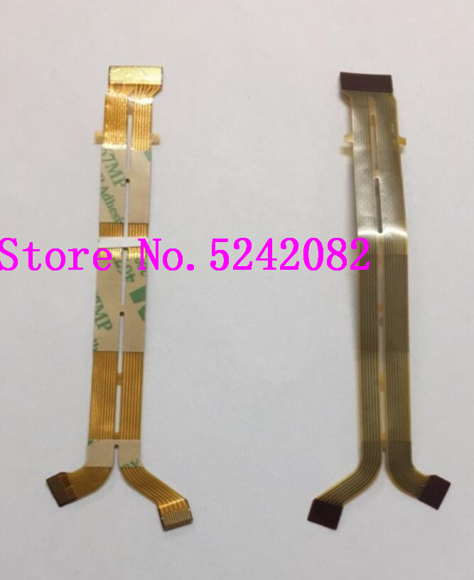 2PCS/ New Lens Anti-Shake Flex Cable For Nikon 18-200 Mm 18-200MM Repair Part