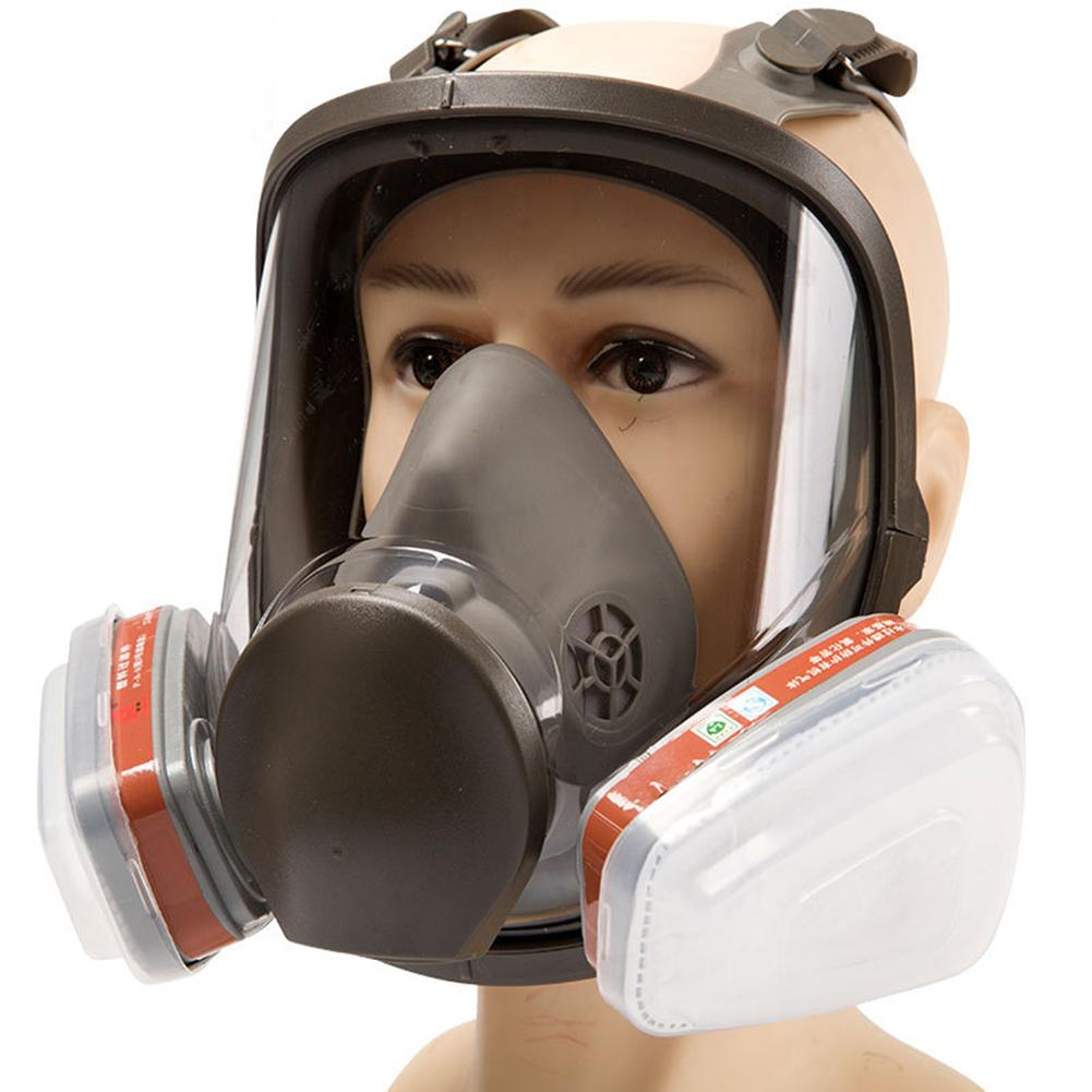 15 in 1 Suit Painting Spraying Chemcial Respirator Same For 6800 Gas Mask Full Face Facepiece Respirator