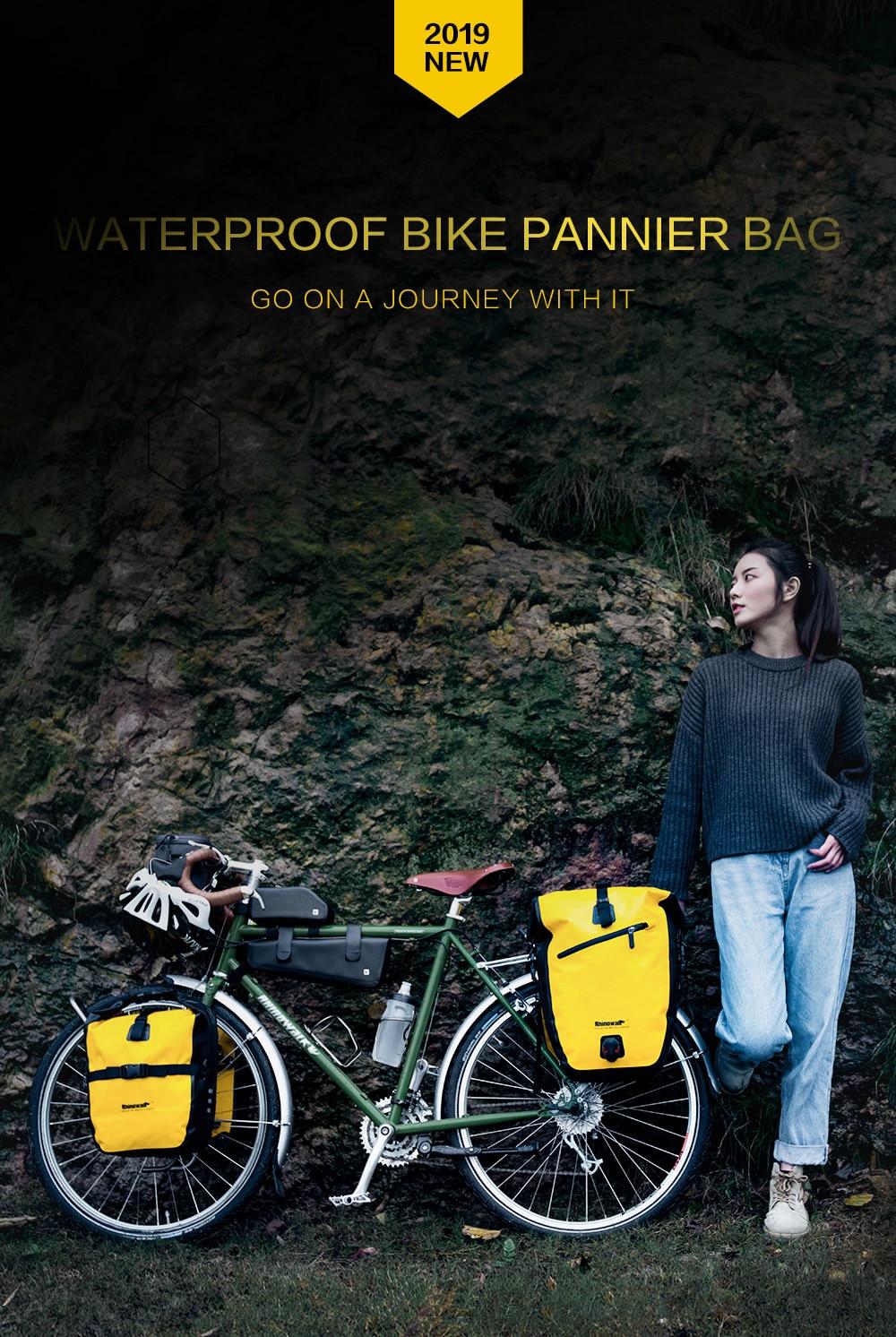 Waterproof Bike Pannier Bag (1)