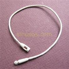 Purse Waxed-String Seal-Tags Loop Bag Snap-Clip Bullet-Head Permanent-Locking Thick-Thread