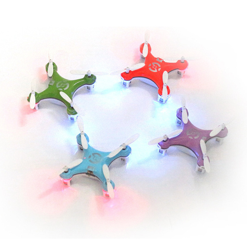 2.4G Mini Quadcopter Remote Control Flight Helicopter Aviation Model CHILDREN'S Toy Cx-10