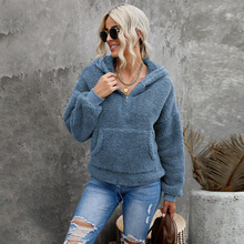 Plush Sweater Women