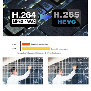 Image 3 - AZISHN H.265/H.264 FULL HD 1080P 2.0 Megapixel Security IP Camera  24IR LEDS ABS Plastic Outdoor Camera IP 1080P DC 12V/48V PoE
