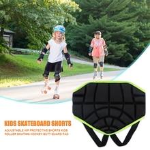 Butt-Guard-Gear Skating Protective-Shorts Hip-Roller Sport-Decoration Adjustable Outdoor