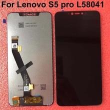 """כל חדש מקורי איכות 6.2 """"עבור Lenovo S5 פרו L58041 S5 פרו GT L58091 LCD תצוגה עם מגע חיישן מסך Digitizer עצרת"""