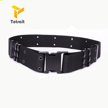 TOtrait Wide belt Tactical Belts Military Army belt Outdoor Metal Buckle Heavy Duty Training Hunting Belt  - buy with discount