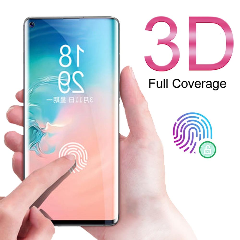 Закаленное стекло для samsung galaxy s10 plus s10e, защитная пленка для экрана телефона galaxy s10 lite, стекло для смартфона