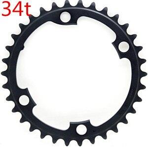 Image 2 - Shimano Ultegra R8000 11 prędkości rower szosowy łańcuch rowerowy 50 34T 52 36T 53 39T R8000 110BCD 34T 36T 39T 50T 52T 53T korona 110BCD