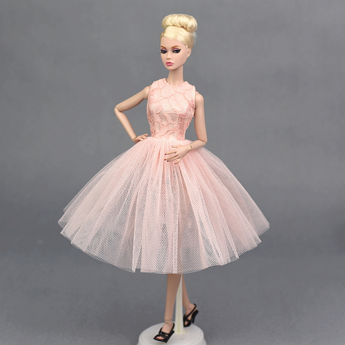 30cm Doll Dress Fashion Clothes suit for licca For Barbie Doll for blythe Accessories Baby Toys Best Girl' Gift 4