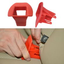 Car Universal Fixed Guide Groove for Children Baby Safety Kids Seat Be
