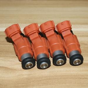 4 unids/lote inyector de combustible boquilla 68V-8A360-00-00 CDH210 INP-771 CDH-210 para YAMAHA F115 HP fueraborda 2000-2011