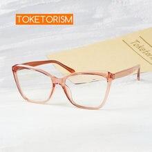 Винтажные очки toketorism Женские оправы для очков bluelight