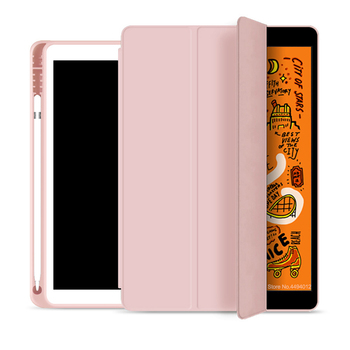 Dla Funda iPad Pro 11 2021 Case 2020 Air 4 Case uchwyt na ołówek iPad 10 2 Case 7 8 Generacji Case 9 7 6th 10 5 akcesoria tanie i dobre opinie Powłoka ochronna skóry CN (pochodzenie) For iPad 7th 10 2 Case For iPad Mini 5 Air 3 Pro 11 12 9 inch Stałe 7 9inch Dla apple ipad